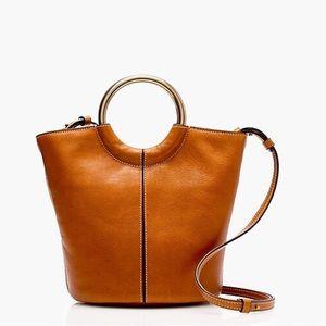 NWT J. Crew Bracelet Bucket Bag